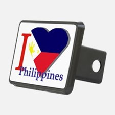 I love Philippines Hitch Cover