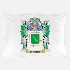Barbet Coat of Arms - Family Crest Pillow Case