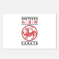 Shotokan Karate Postcards (Package of 8)