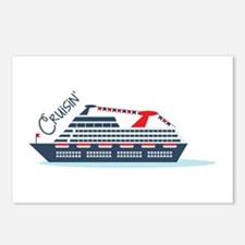 Cruisin Postcards (Package of 8)