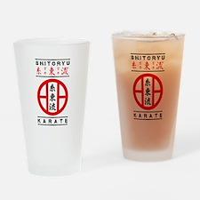 Shitoryu Karate Drinking Glass