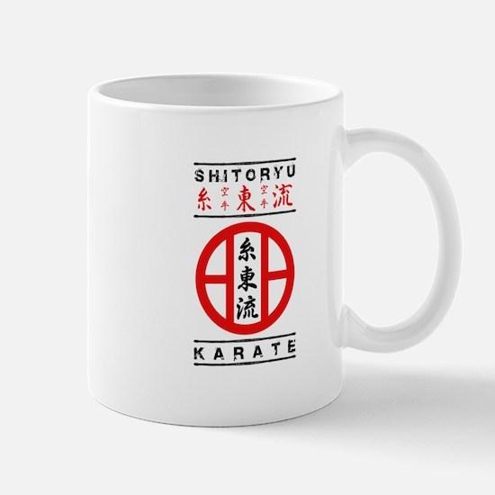 Shitoryu Karate Mugs