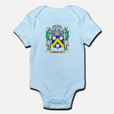 Barclay Coat of Arms - Family Crest Body Suit
