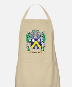 Barclay Coat of Arms - Family Crest Apron