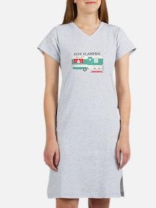 Gone Glamping Women's Nightshirt