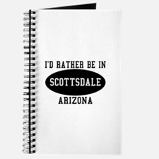 I'd Rather Be in Scottsdale, Journal