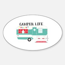Camper Life Decal