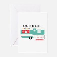 Camper Life Greeting Cards