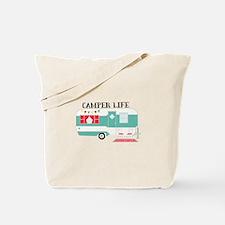 Camper Life Tote Bag