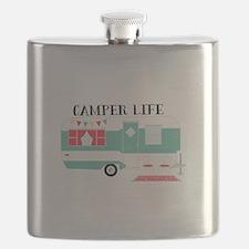 Camper Life Flask