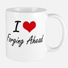 I love Forging Ahead Mugs
