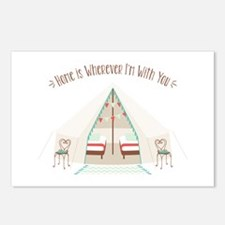 Im With You Postcards (Package of 8)