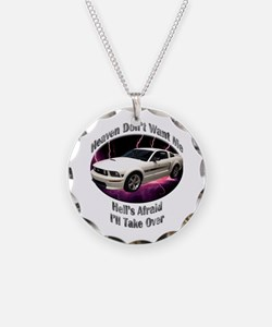 Ford Mustang GT Necklace