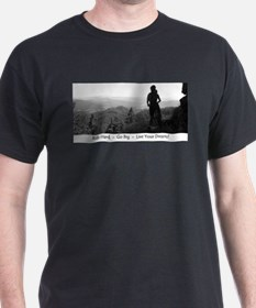 Funny Bicycle girl T-Shirt