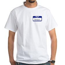 Hello, I'm Hungry (small tag) - Shirt