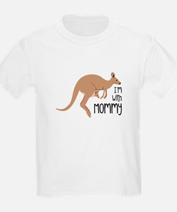 Im With Mommy T-Shirt