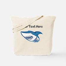 Shark Head Tote Bag