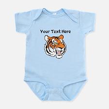 Tiger Head Body Suit