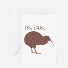 New Zealand Bird Greeting Cards