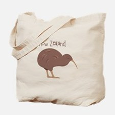New Zealand Bird Tote Bag