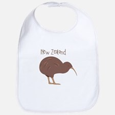 New Zealand Bird Bib