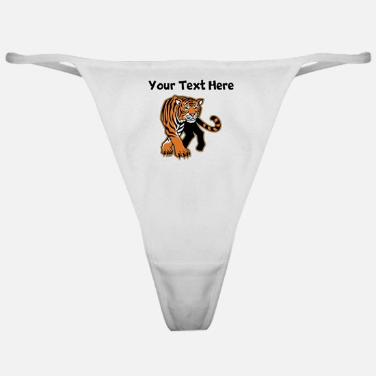 Bengal Tiger Classic Thong