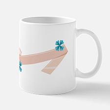 Floral Ribbon Mugs