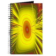 """""""Monitor 2"""" Fractal Art Journal"""