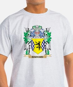 Barnard Coat of Arms - Family Cres T-Shirt