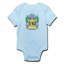 Barnard Coat of Arms - Family Crest Body Suit