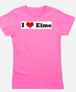 Cool Elmo Girl's Tee