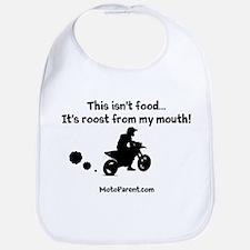 Moto Baby Bib