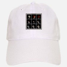 Supermoon & Eclipse Baseball Baseball Baseball Cap