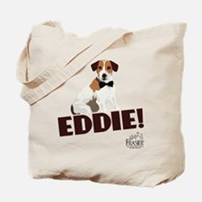Frasier: Eddie The Dog Tote Bag