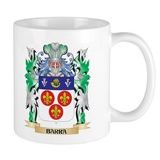 Barra Coat of Arms - Family Crest Mugs