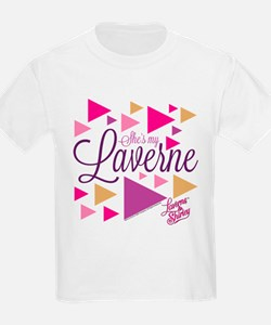 Laverne and Shirley: She's My L T-Shirt