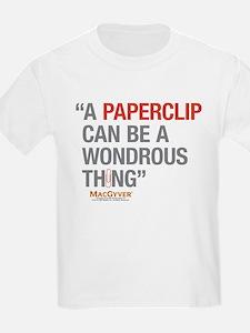MacGyver: Paperclip T-Shirt