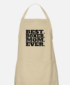 Best Boxer Mom Ever Apron
