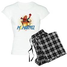 Ms. Marvel & Captain Marvel Pajamas