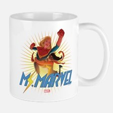 Ms. Marvel & Captain Marvel Mug