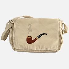 Tobacco Pipe Messenger Bag
