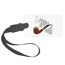 Smoke Shop Luggage Tag