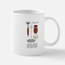 Smooth Operator Mugs