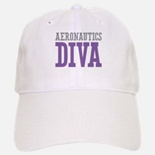Aeronautics DIVA Baseball Baseball Cap