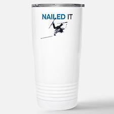 Nailed It Stainless Steel Travel Mug