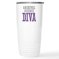 Archival Science DIVA Travel Mug