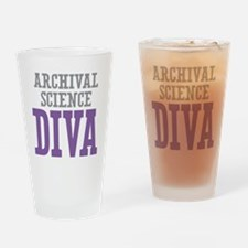 Archival Science DIVA Drinking Glass