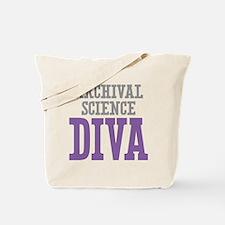 Archival Science DIVA Tote Bag