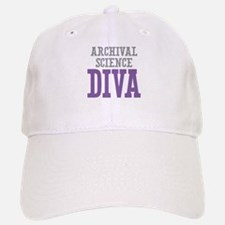Archival Science DIVA Baseball Baseball Cap