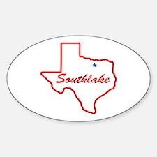 Texas - Southlake Decal